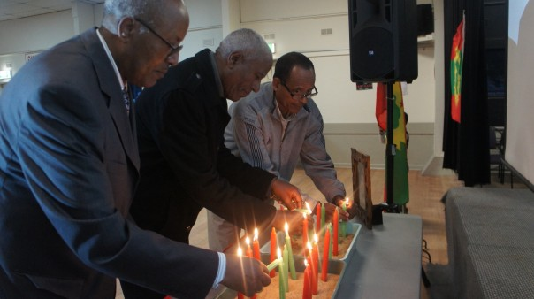 Spirit of the Martyrs burning bright by Oromo Eldres @ Melbourne,  21 April 2013