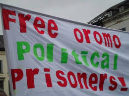 File: April 2013- Voice of Diaspora Oromo, Belgium, against injustice in Oromia