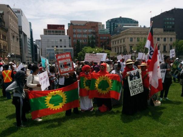 Ottowa Oromo Rally
