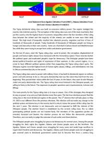 Joint Statement from Ogaden Liberation Front_1