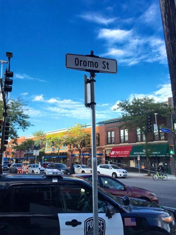 Oromo St