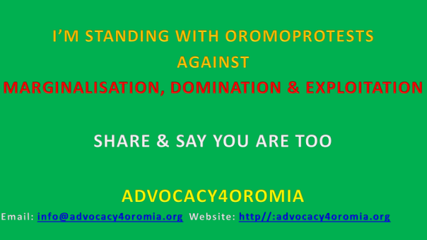 Care for Oromia
