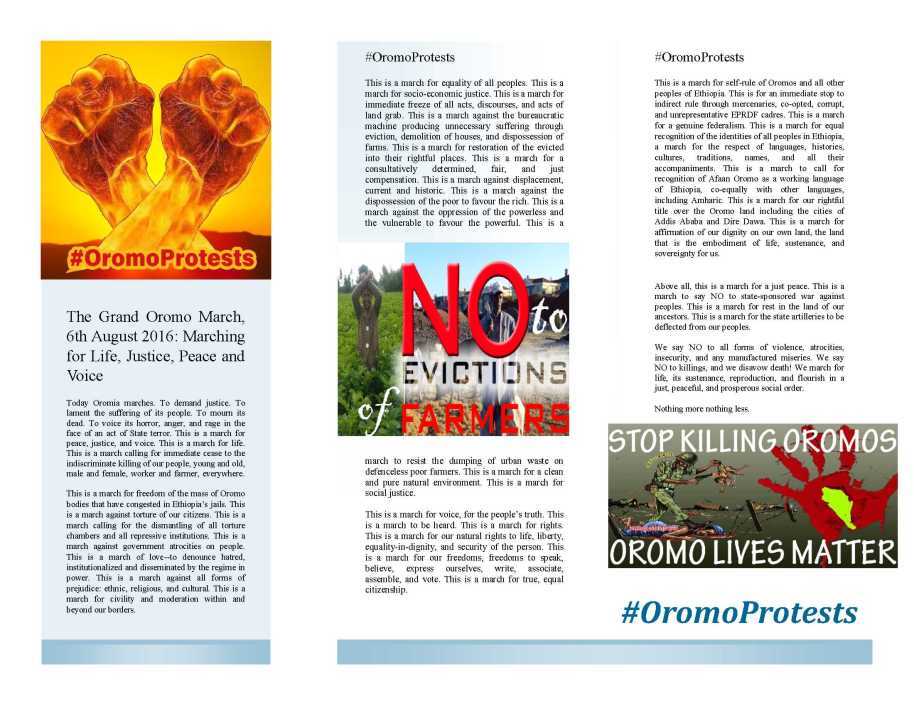Pamphlet_OromoProtests