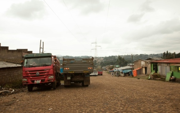 Most traders have closed their shops and called for a general strike against the repression of anti-government movement that affects the Oromo region