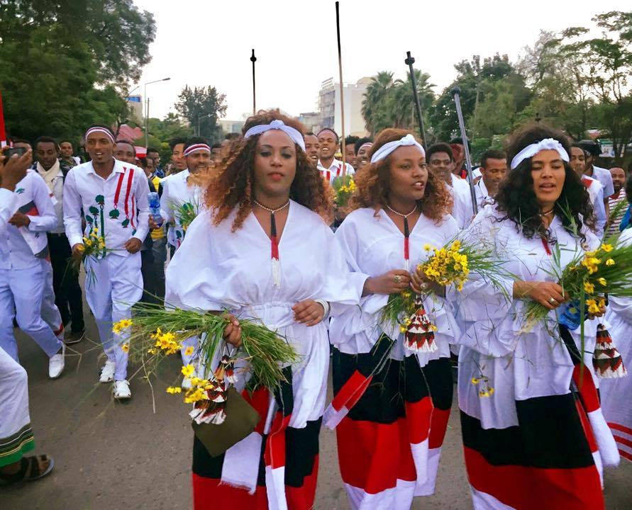 Oromo festival turns into anti-government protest | Advocacy
