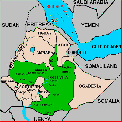 Madda Walaabuu Press: OROMO AND OROMIA